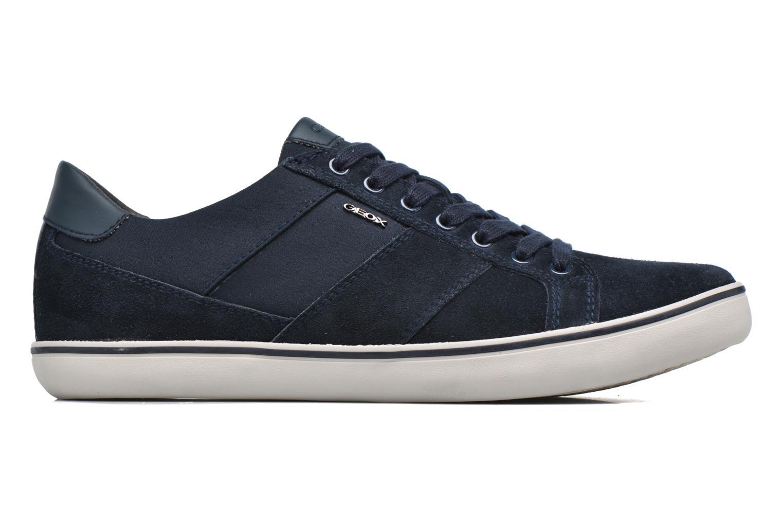 Sneakers Geox U Box I U74R3I Blauw achterkant
