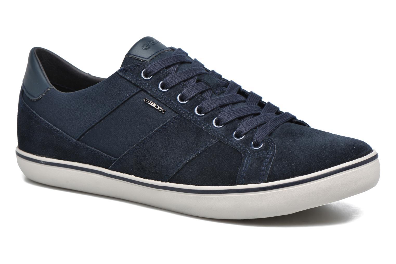 Sneakers Geox U Box I U74R3I Blauw detail