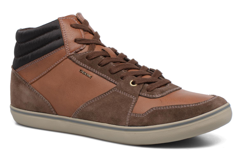 Sneakers Geox U Box J U74R3J Bruin detail