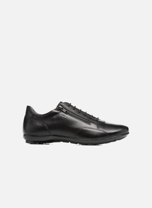 Sneakers Geox U Symbol A U74A5A Nero immagine posteriore