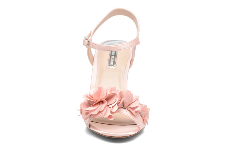 Sandales et nu-pieds Dorothy Perkins blush special Rose vue portées chaussures
