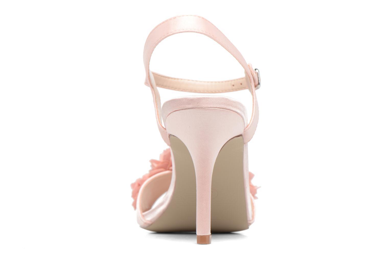 Sandales et nu-pieds Dorothy Perkins blush special Rose vue droite