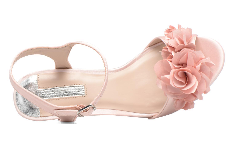 Sandales et nu-pieds Dorothy Perkins blush special Rose vue gauche