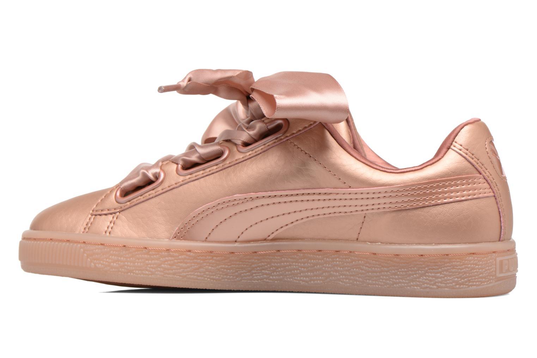 Sneakers Puma Heart COOPER Roze voorkant