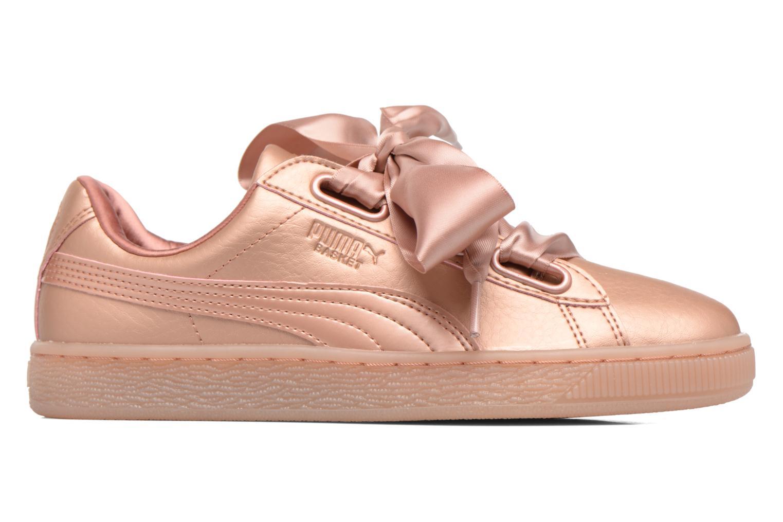 Sneakers Puma Heart COOPER Roze achterkant