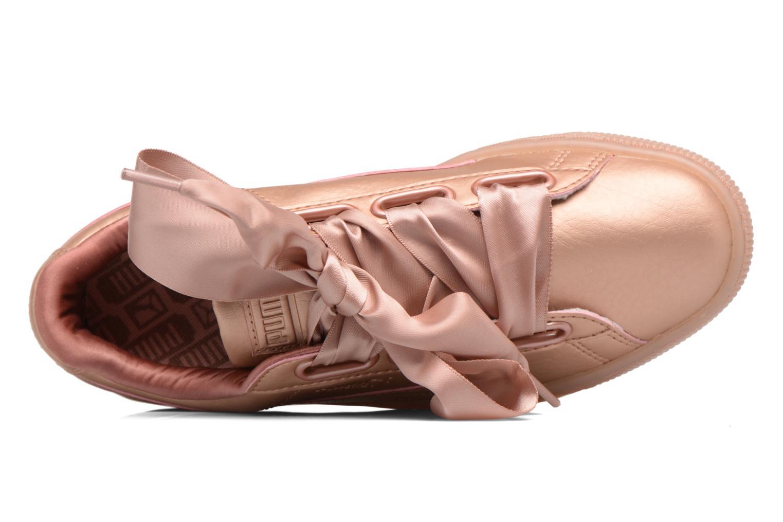 Sneakers Puma Heart COOPER Roze links