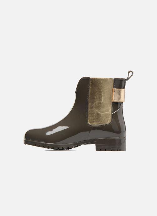 Bottines et boots Tommy Hilfiger Oxley Vert vue face