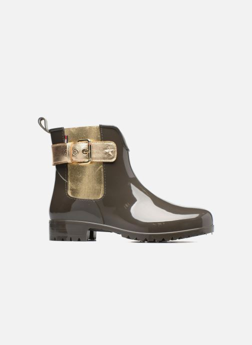 Bottines et boots Tommy Hilfiger Oxley Vert vue derrière