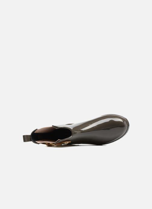 Bottines et boots Tommy Hilfiger Oxley Vert vue gauche