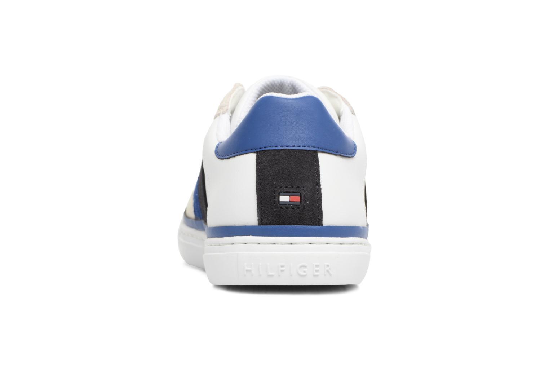 Baskets Tommy Hilfiger Maze Blanc vue droite