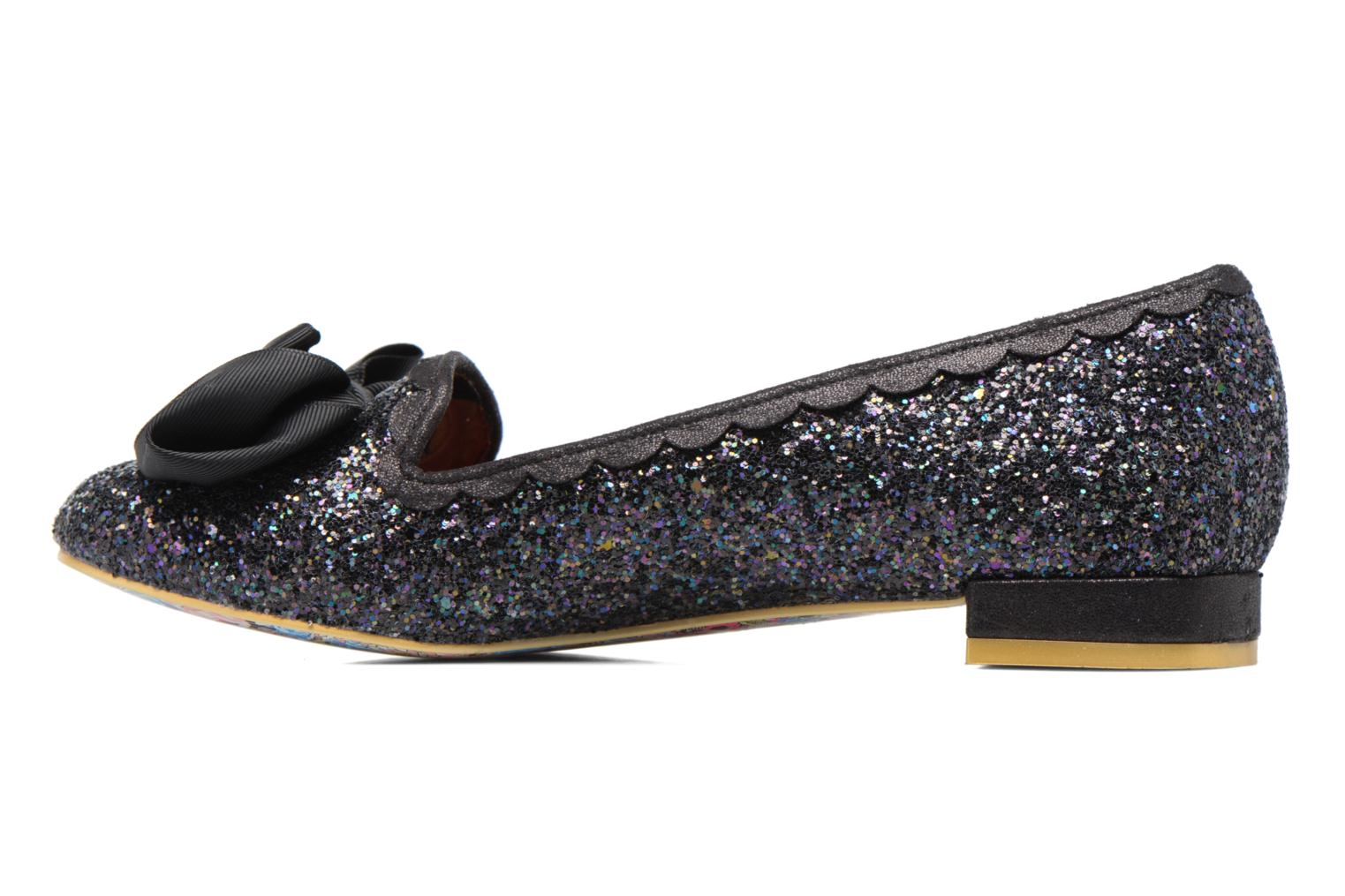Ballerines Irregular Choice Sulu Noir vue face