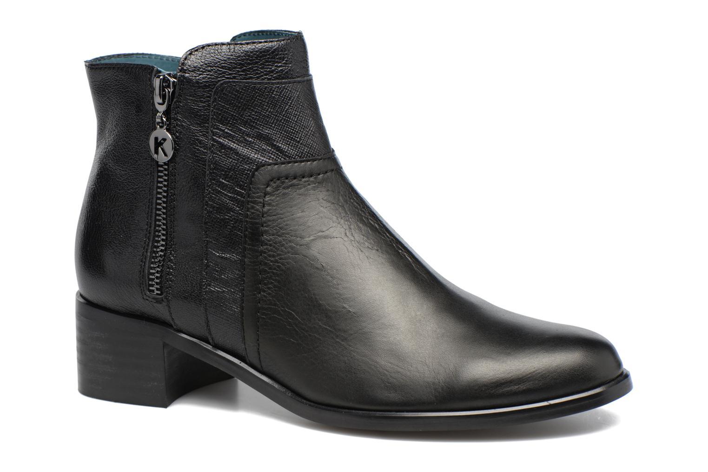 Nuevos zapatos para por hombres y mujeres, descuento por para tiempo limitado  Karston GLENO (Negro) - Botines  en Más cómodo abe981
