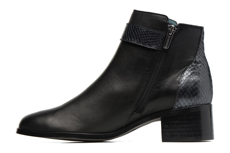 Boots en enkellaarsjes Karston GLECY Zwart voorkant