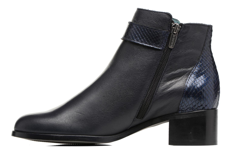 Boots en enkellaarsjes Karston GLECY Blauw voorkant