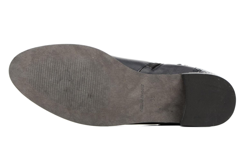 Boots en enkellaarsjes Karston GLECY Blauw boven