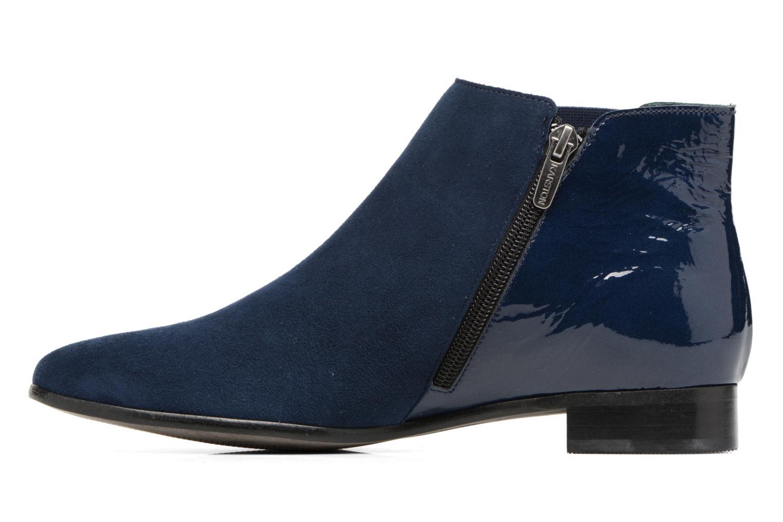Boots en enkellaarsjes Karston JONIL Blauw voorkant