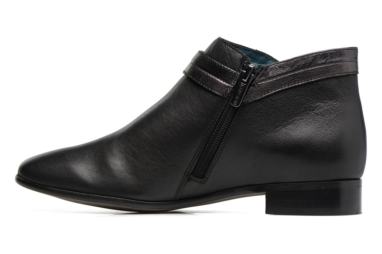 Bottines et boots Karston JODY Noir vue face
