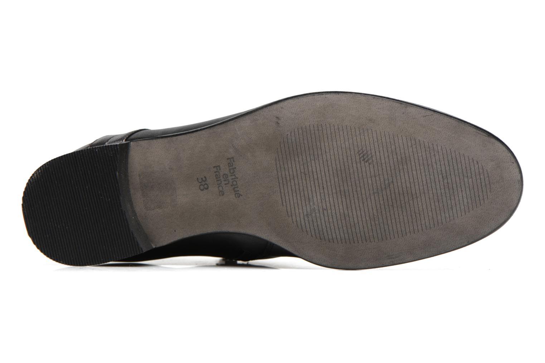 Bottines et boots Karston JODY Noir vue haut
