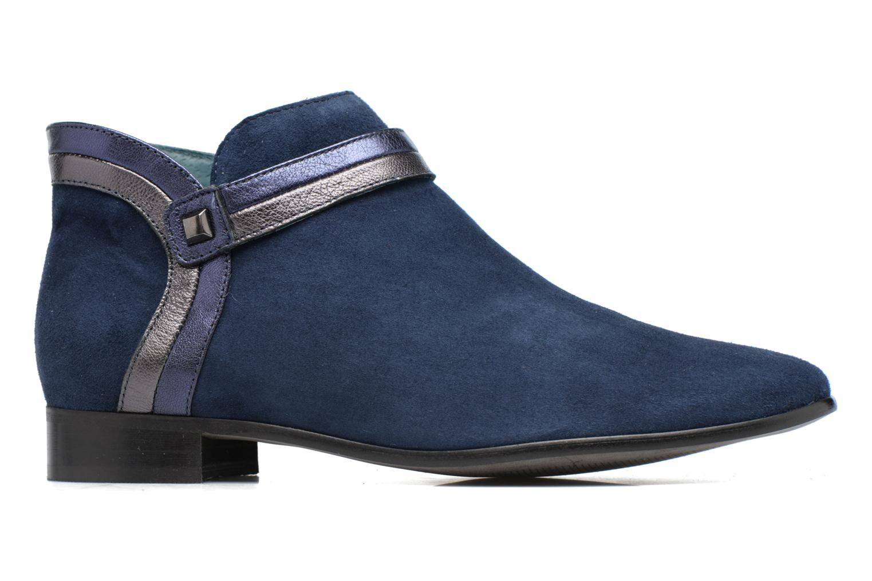 Boots en enkellaarsjes Karston JODY Blauw achterkant