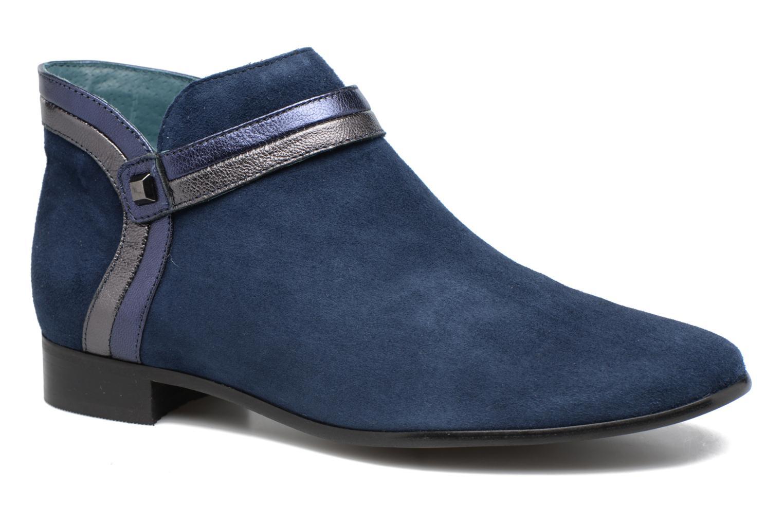 Boots en enkellaarsjes Karston JODY Blauw detail