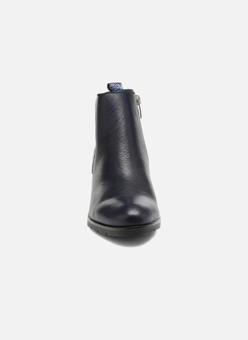 Ankle boots Karston GADJO Blue model view