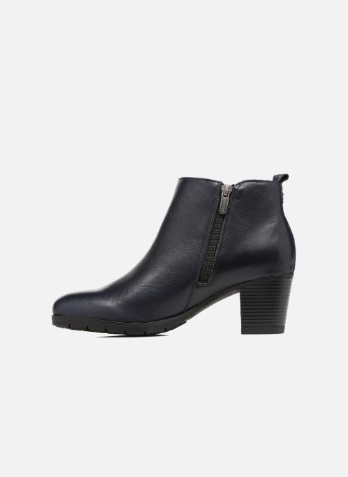 Ankle boots Karston GADJO Blue front view