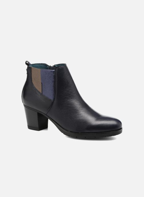 Ankle boots Karston GADJO Blue detailed view/ Pair view
