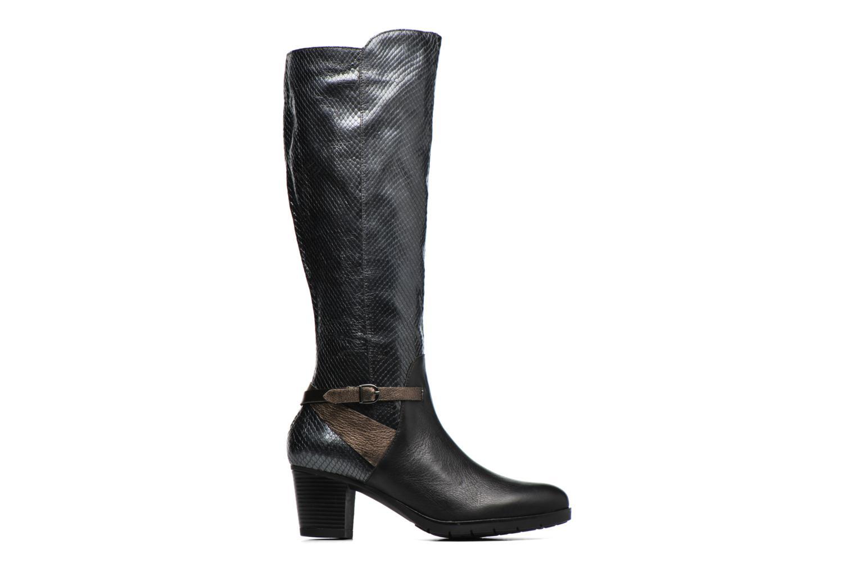 Boots & wellies Karston GAVA Black back view