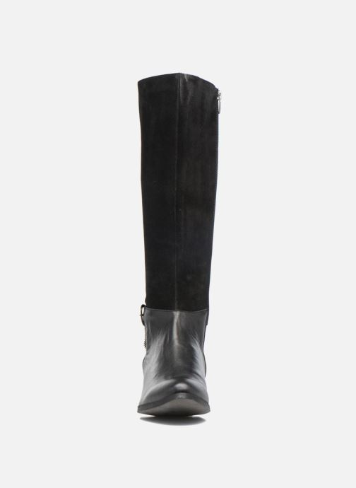 Bottes Karston GLUSTAV Noir vue portées chaussures