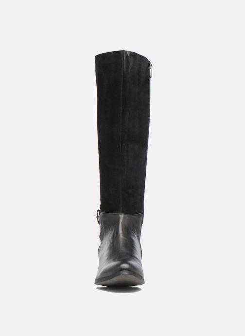 Boots & wellies Karston GLUSTAV Black model view
