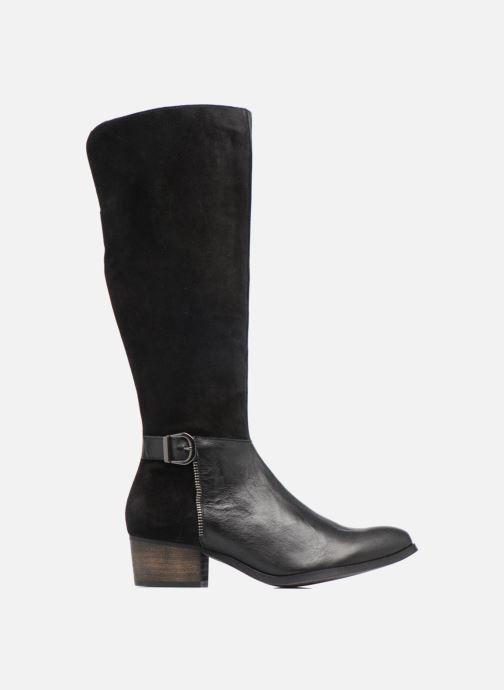Boots & wellies Karston GLUSTAV Black back view