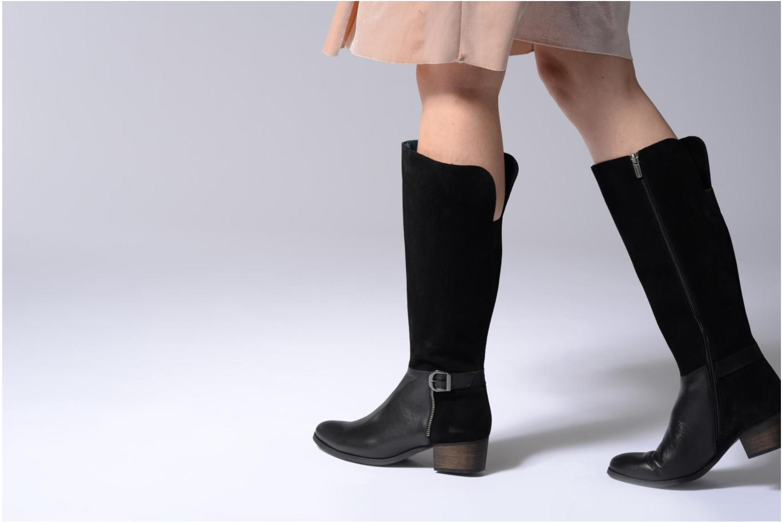 Laarzen Karston GLUSTAV Zwart onder