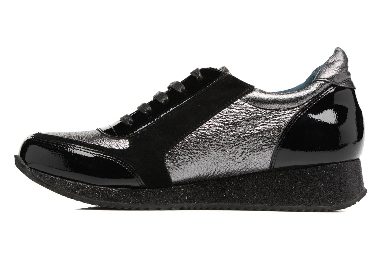 Sneakers Karston SERIN Zwart voorkant