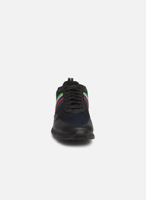 Baskets PS Paul Smith Rappid Noir vue portées chaussures