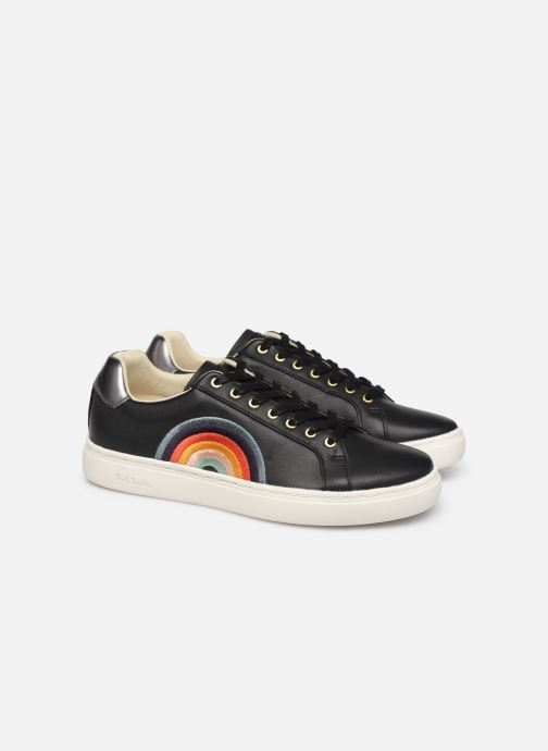 Baskets PS Paul Smith Lapin Noir vue 3/4