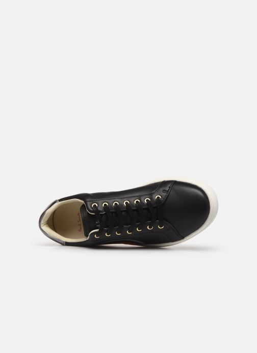 Baskets PS Paul Smith Lapin Noir vue gauche