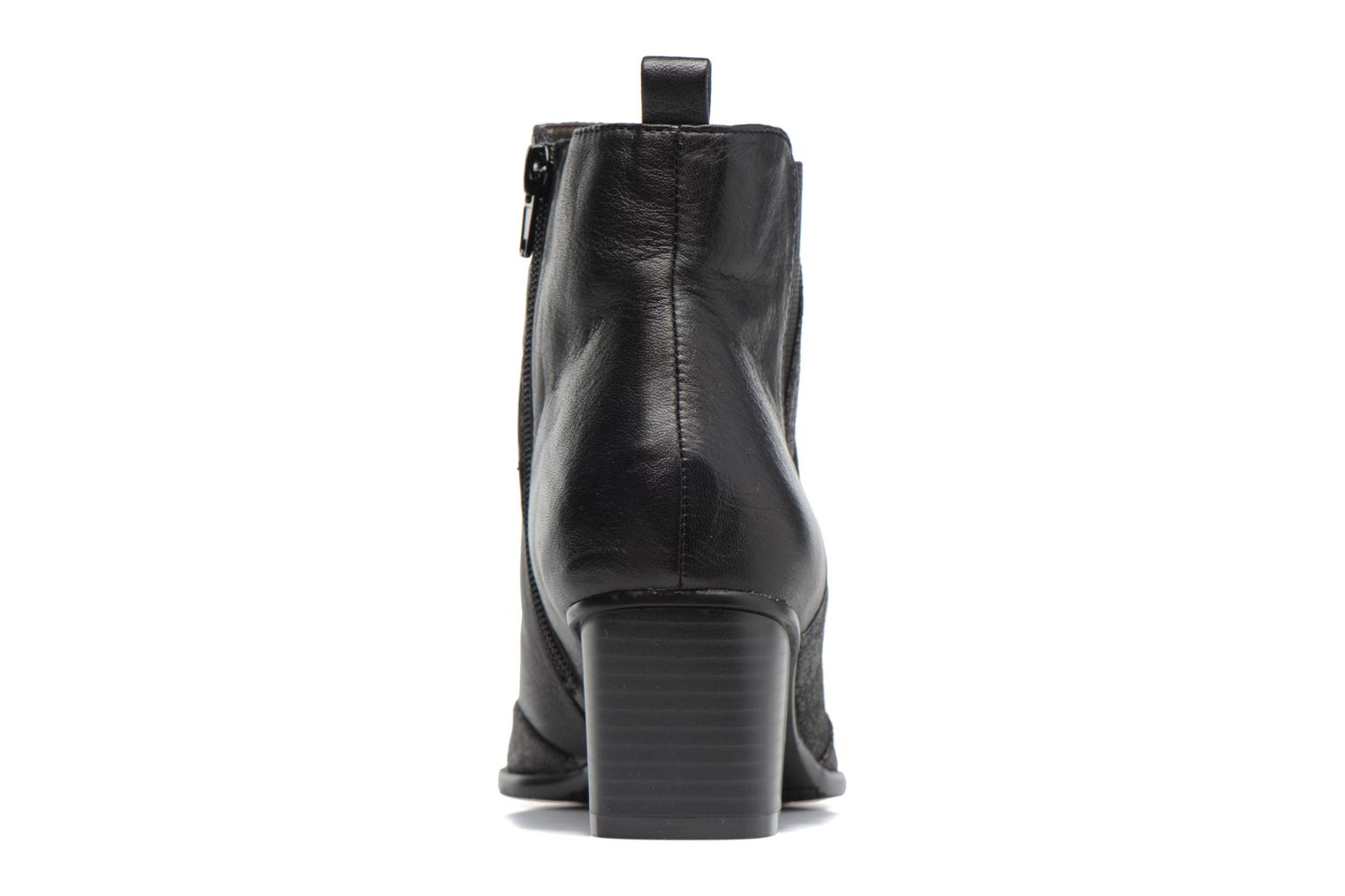 Ankle boots Madison AYLIN Black view from the right