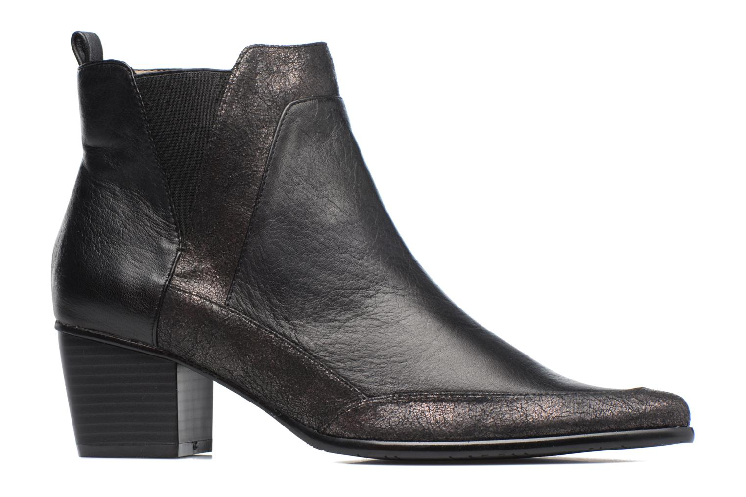 Ankle boots Madison AYLIN Black back view