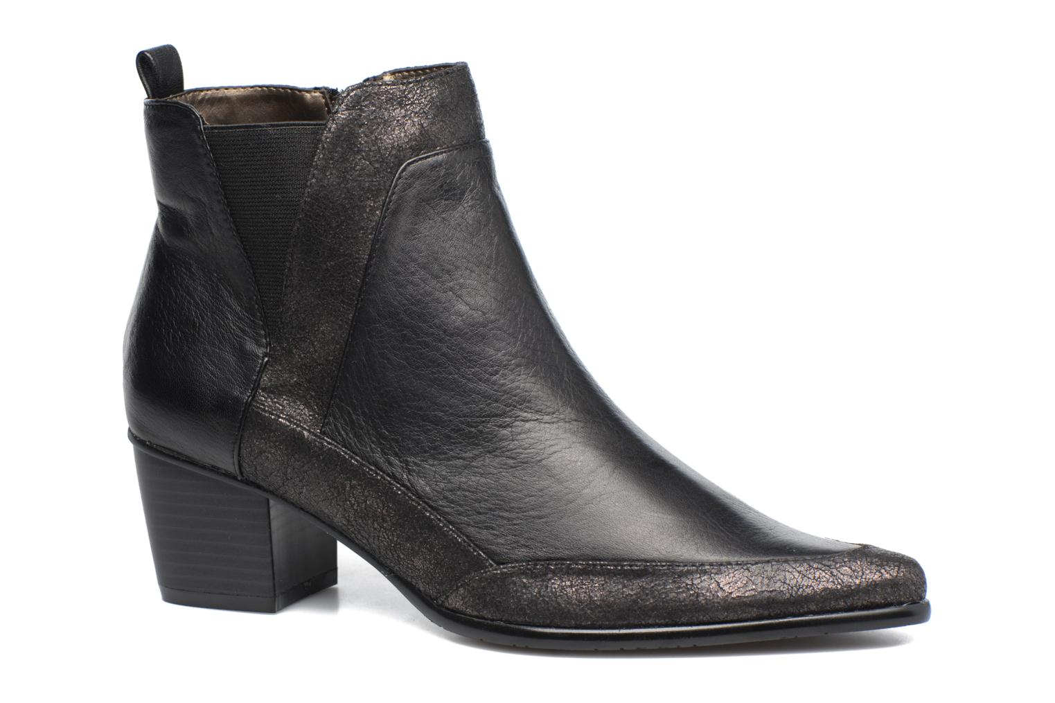 Ankle boots Madison AYLIN Black detailed view/ Pair view