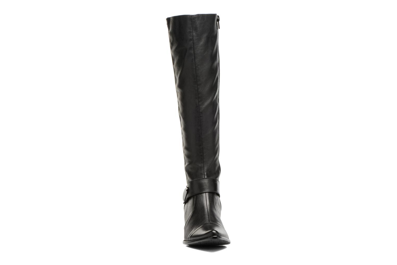 Bottes Madison AYBRUN Noir vue portées chaussures