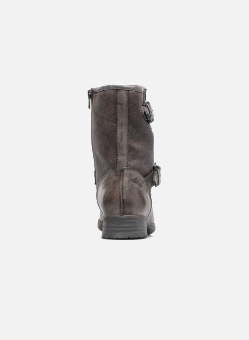 Bottines et boots S.Oliver Cecila Gris vue droite