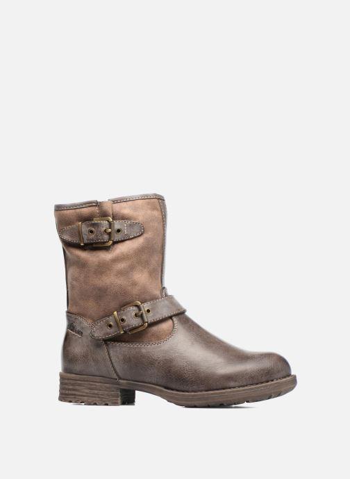 Bottines et boots S.Oliver Cecila Marron vue derrière