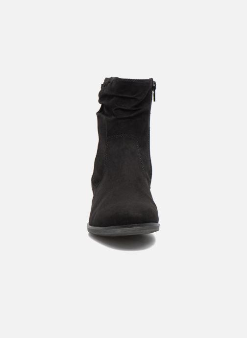 Stiefeletten & Boots S.Oliver Nola schwarz schuhe getragen