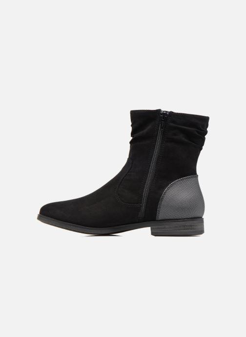 Stiefeletten & Boots S.Oliver Nola schwarz ansicht von vorne