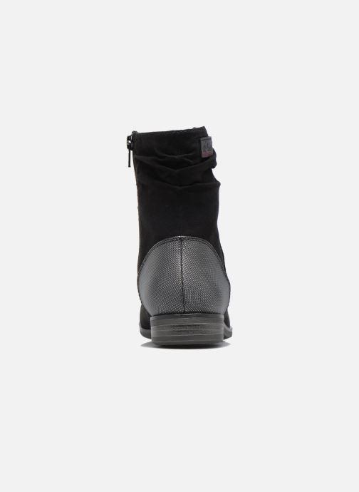 Stiefeletten & Boots S.Oliver Nola schwarz ansicht von rechts