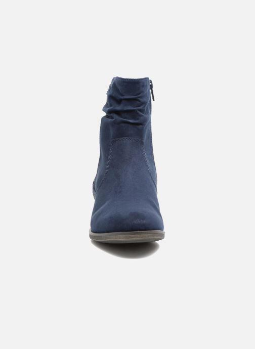 Bottines et boots S.Oliver Nola Bleu vue portées chaussures