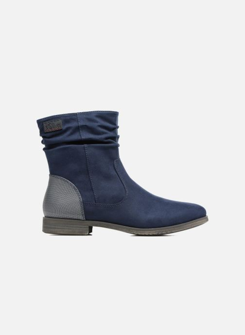 Bottines et boots S.Oliver Nola Bleu vue derrière