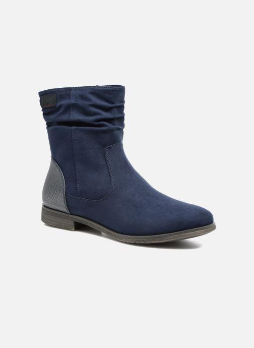 Bottines et boots S.Oliver Nola Bleu vue détail/paire