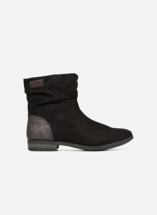 Ankle boots S.Oliver Nola Black back view