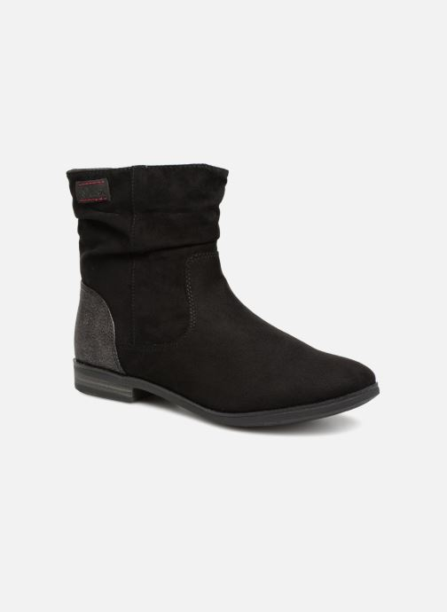 Ankle boots S.Oliver Nola Black detailed view/ Pair view